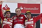 """Ex-companheiro, Alonso destaca """"honestidade"""" de Massa"""