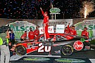 NASCAR XFINITY Christopher Bell fends off Hemric for Xfinity Series win at Kentucky