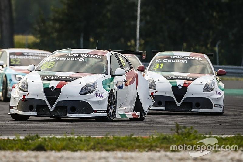 Le Alfa Romeo alla conquista della Cina: