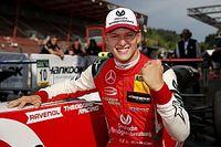Mick Schumacher: Boldog vagyok, amiért a legjobb F1-es fia lehetek