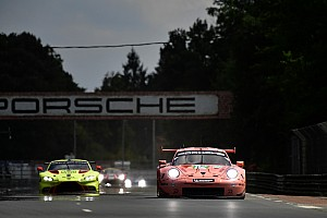 Le Mans Breaking news Porsche, Ford penalised in revised GTE Pro BoP