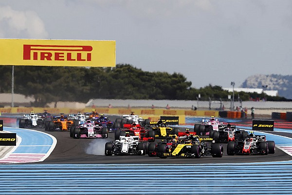 Formula 1 Commentary French Grand Prix driver ratings