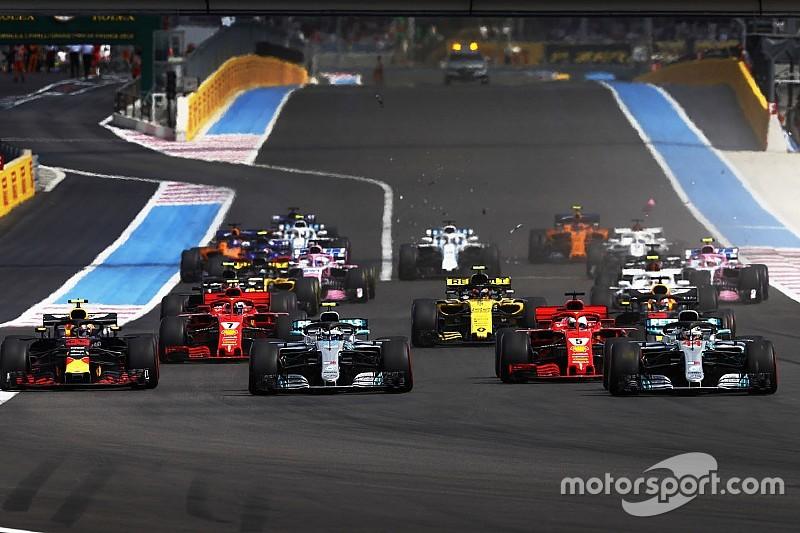Команды Ф1 окончательно договорились о правилах на аэродинамику 2019 года