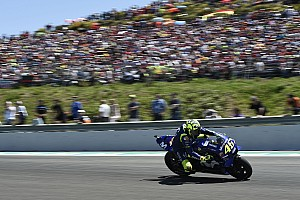 MotoGP Declaraciones Valentino Rossi y el problema de potencia de su Yamaha