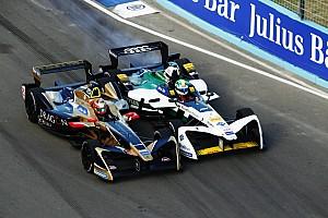 Formula E Race report ePrix Punta del Este: Bendung di Grassi, Vergne menang