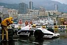 F1 セナのモナコデビュー飾ったトールマンTG184がオークション出品