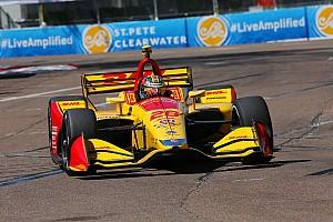 IndyCar Crónica de entrenamientos Hunter-Reay encabeza la segunda sesión de práticas