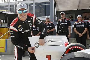 IndyCar Jelentés az időmérőről Egyetlen század (!) döntött a két csapattárs között az IndyCar barberi pole-járól