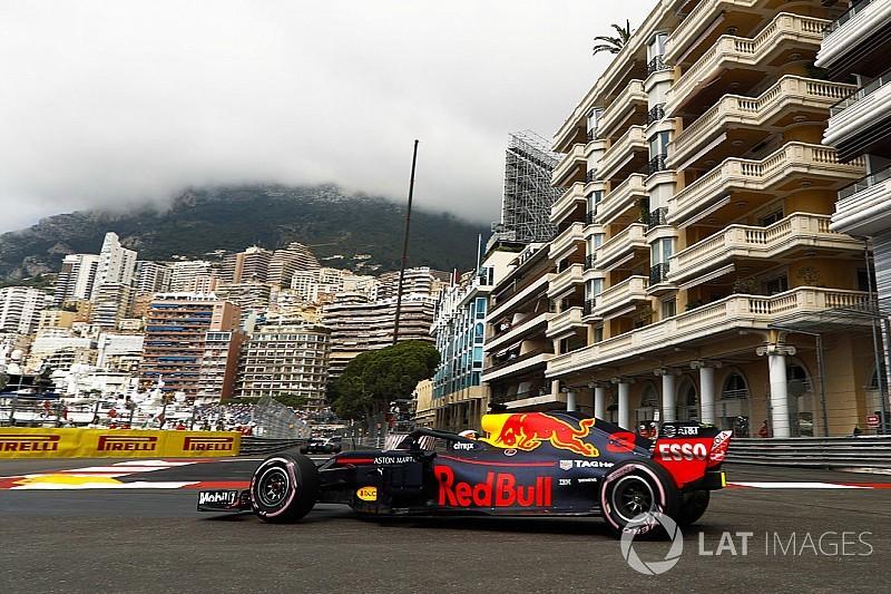 FP1 GP Monako: Red Bull 1-2, Ricciardo ungguli Verstappen