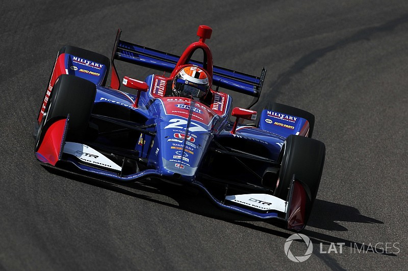 """Rossi """"100 percent"""" legitimate IndyCar title contender"""