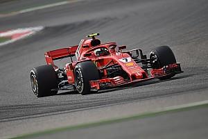 Formule 1 Résumé d'essais libres EL3 - Räikkönen devance les Red Bull, alerte pour Vettel