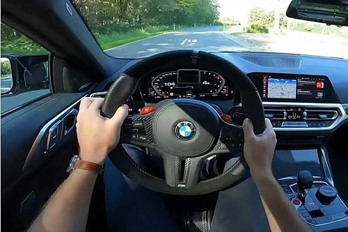 Az AC Schnitzer BMW M4-esében ülve szinte elfelejthetjük a hűtőrácsot