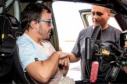 Seis meses junto a Alonso camino del Dakar