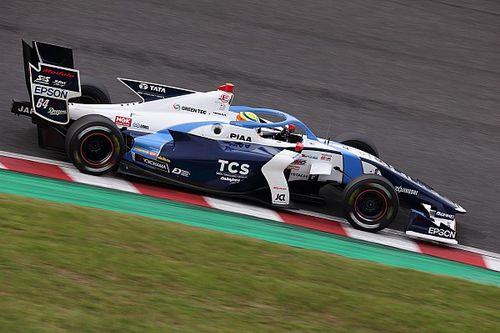 Suzuka Super Formula: Palou on pole for decider