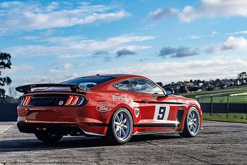 Tickford unveils Moffat Trans-Am Mustang