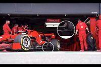 Ferrari: provato il cambio più robusto nel filming day?
