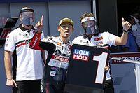 Moto3 Endülüs GP: Suzuki kazandı, Deniz kaza yaptı