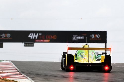 The Bend misses out on Asian Le Mans return