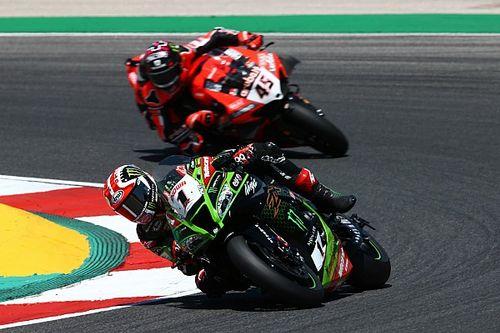 SBK, test Aragon, Giorno 1: Rea al top. Redding 3° con la Ducati