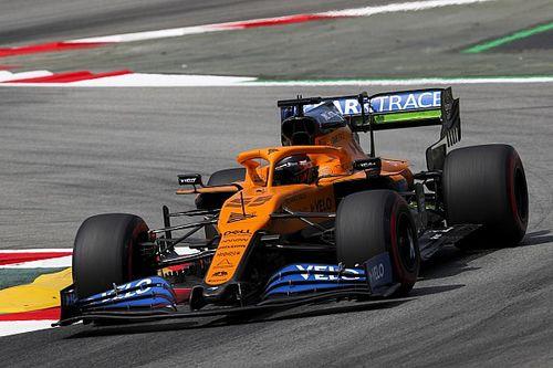 Sainz continúa con problemas a pesar del cambio de chasis