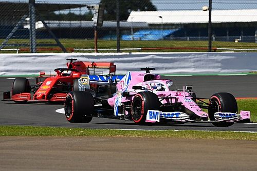 Ferrari, McLaren to appeal Racing Point ruling