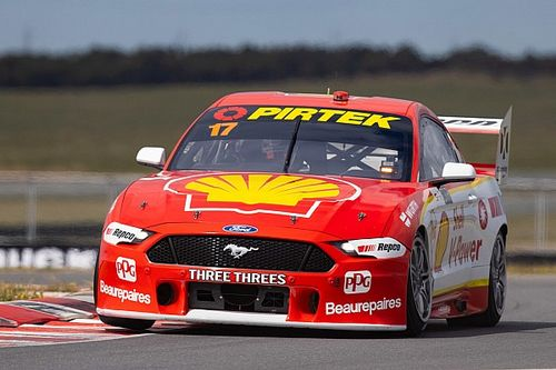 The Bend Supercars: McLaughlin locks out poles