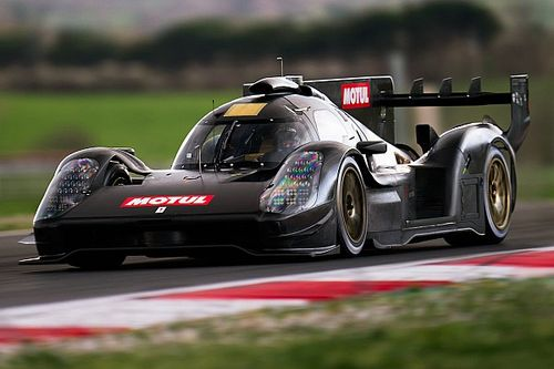 Glickenhaus only entering one LMH for FIA WEC debut at Portimao