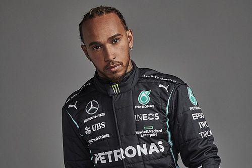 Hamilton explique pourquoi il n'a prolongé que d'un an avec Mercedes