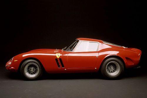 Motorsport Images Akuisisi Koleksi Foto-foto Eksklusif Ferrari