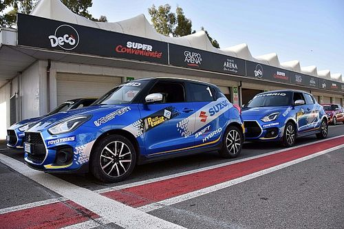 ACI Rally Italia Talent: nel weekend tutti in pista a Viterbo