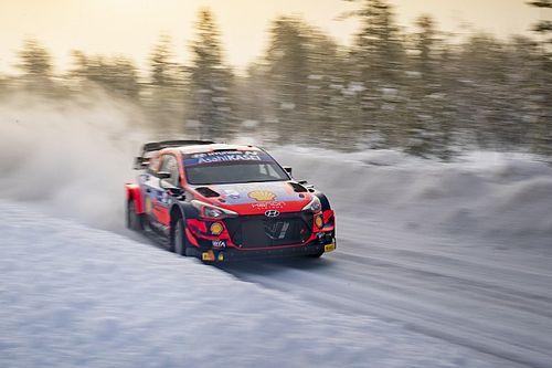 Hyundai, Toyota et M-Sport s'engagent officiellement en WRC hybride