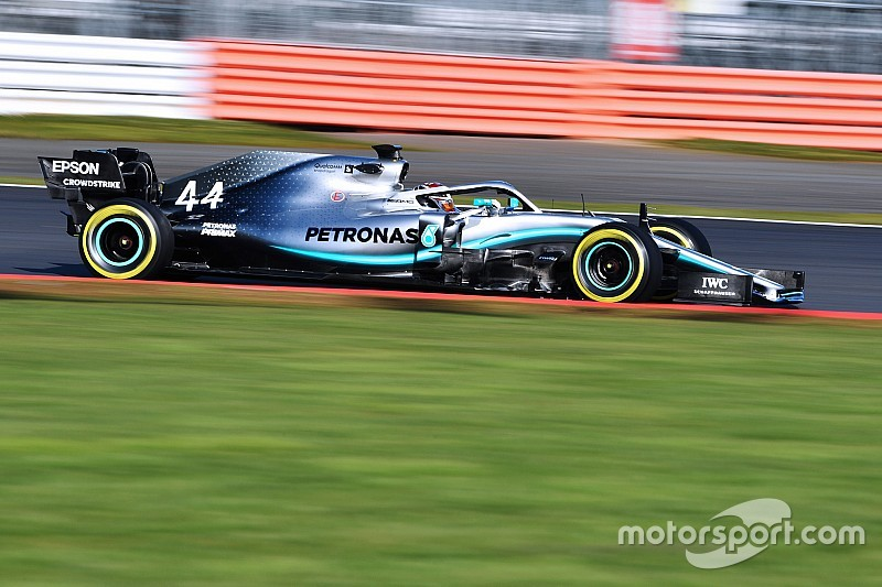 """Hamilton: """"First date"""" with new Mercedes W10 """"one of the best"""""""