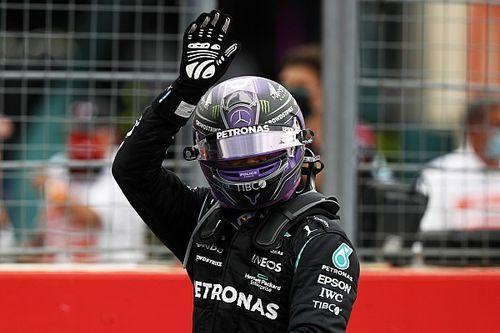Lewis Hamilton prolonge son contrat chez Mercedes