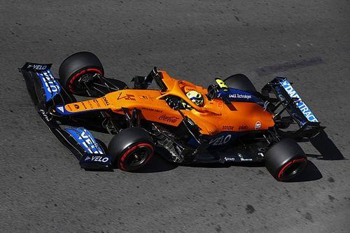 FIA: Norris podría haber recibido una sanción más severa en Bakú