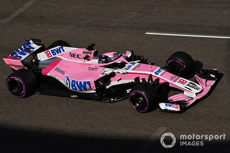 Eddig az életben maradásért küzdöttek, már más célokat tűz ki a korábbi Force India