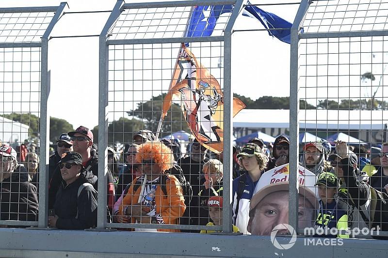 GALERI: Aksi balapan MotoGP Australia