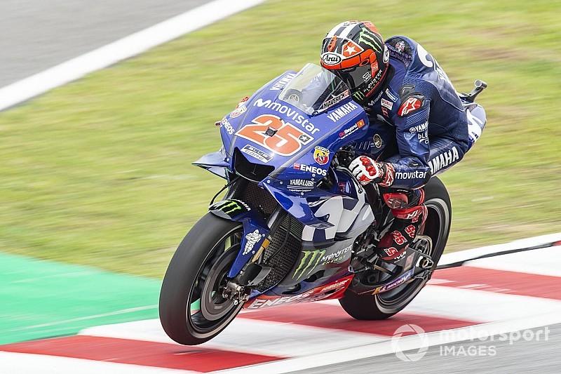 MotoGP Malezya 3. antrenman: En hızlısı Vinales