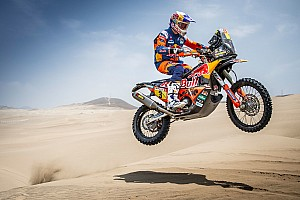 FIM: Dakar Rally moet onderdeel worden van WK Cross Country