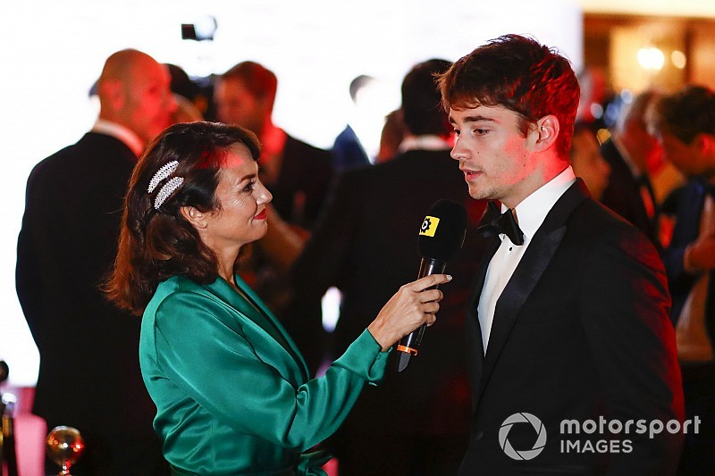 Autosport Awards: Leclerc is Rookie of the Year