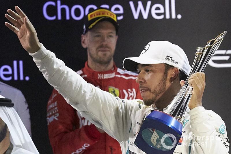 Hamilton ha vinto il 51% dei Gran Premi ibridi, Vettel è arrivato solo al 13%