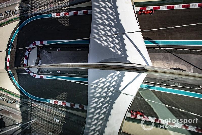Formel 1 Abu Dhabi 2018: Die schönsten Bilder am Freitag