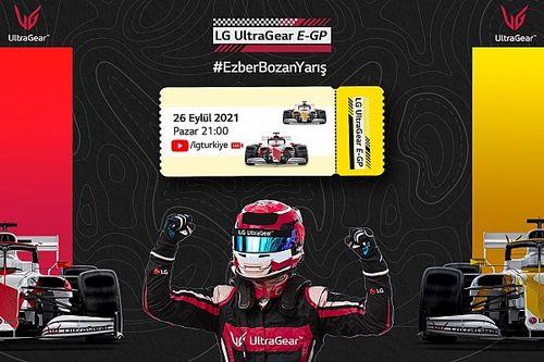 LG UltraGear E-GP 2021'in galibi Arda Günay oldu!
