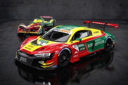 Formula E champion di Grassi to make DTM debut with Abt