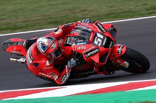 """Pirro: """"Sono contento della GP22, in Ducati siamo agguerriti"""""""