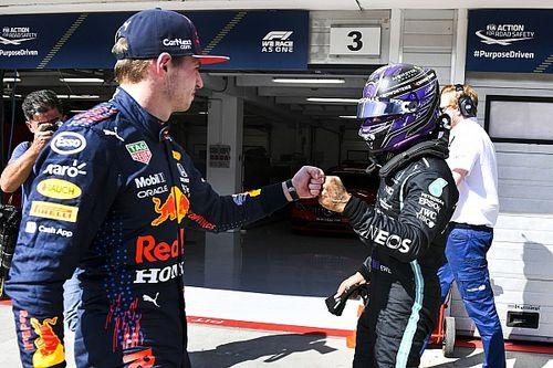 WK-stand F1 2021: Hamilton nieuwe leider na deceptie voor Red Bull