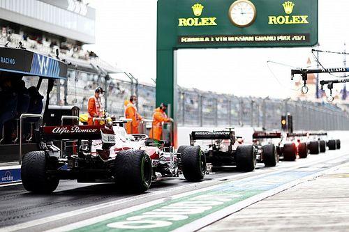 Grand Prix qualifying results: Norris takes Sochi F1 pole