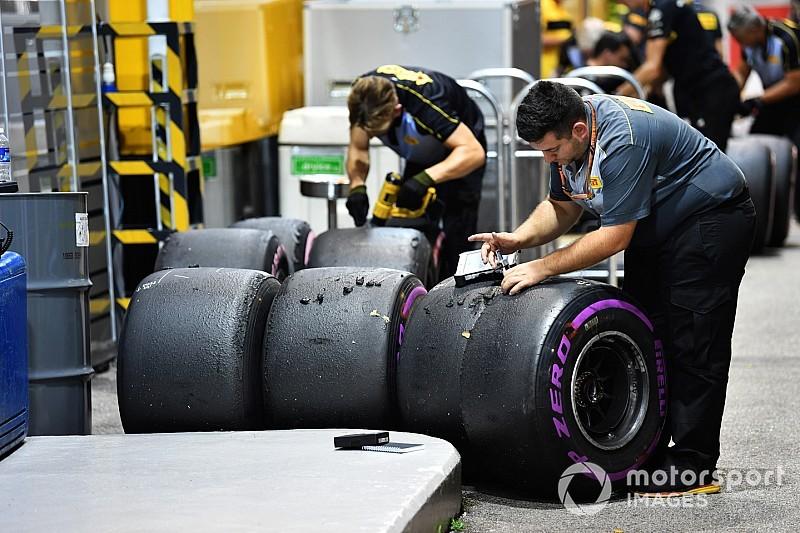 Гонщики Ф1 решили устроить встречу для обсуждения проблем с шинами