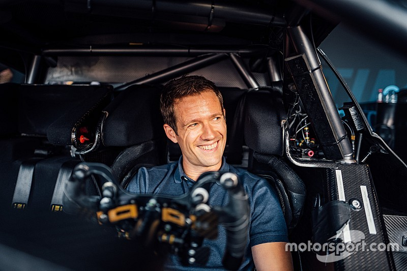 Mercedes confirma como invitado a Ogier en la carrera del DTM de Spielberg
