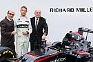 McLaren reemplaza a TAG Heuer con Richard Mille