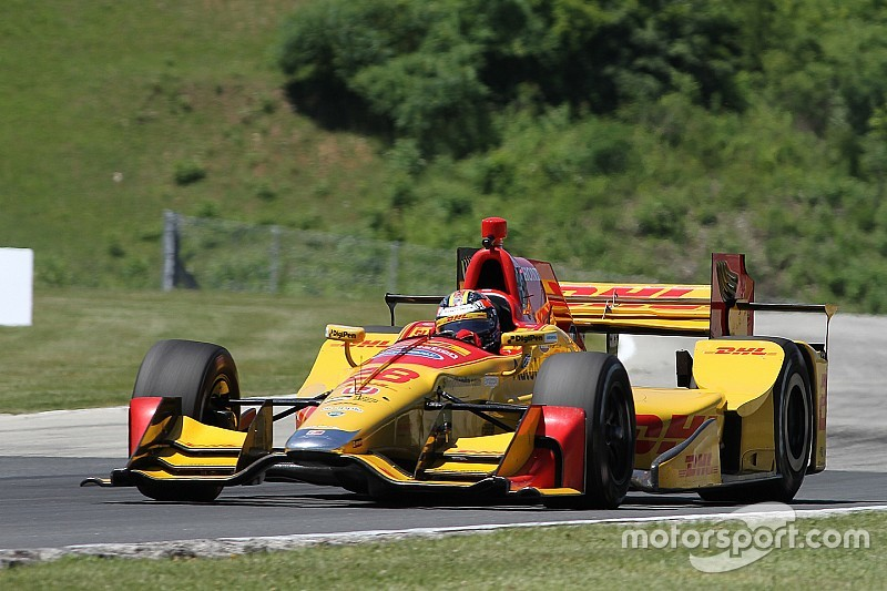 Andretti's Indy Lights drivers to test IndyCars at Watkins Glen